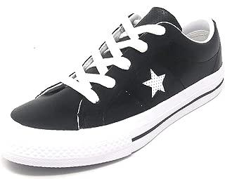 One Star OX Black/White/White