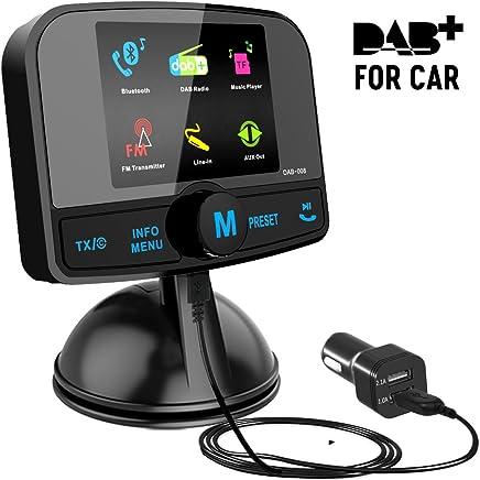 Esuper Bluetooth DAB Radio