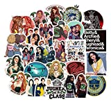 PMSMT 50 Stück American Classic TV-Serie Riverdale Cartoon Aufkleber für Kühlschrank Koffer...