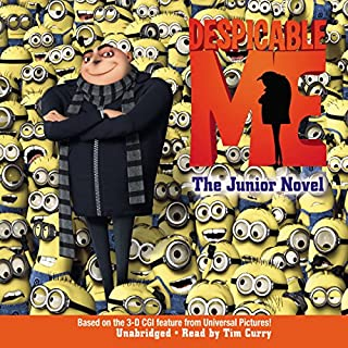 Despicable Me: The Junior Novel cover art