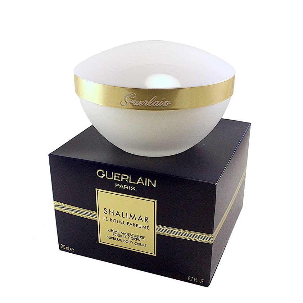 Guerlain Shalimar Supreme Body Cream, 7.0 Ounce