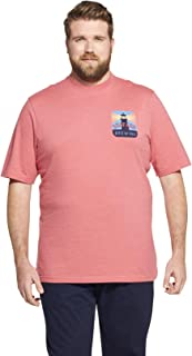 Men's Big and Tall Short Sleeve Graphic T-Shirt