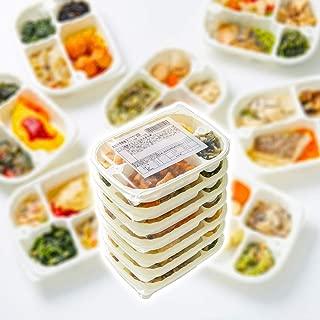 まごころ弁当 健康バランス [7食セット] 栄養バランス (冷凍弁当) 低カロリー 塩分控えめ お弁当 冷凍食品