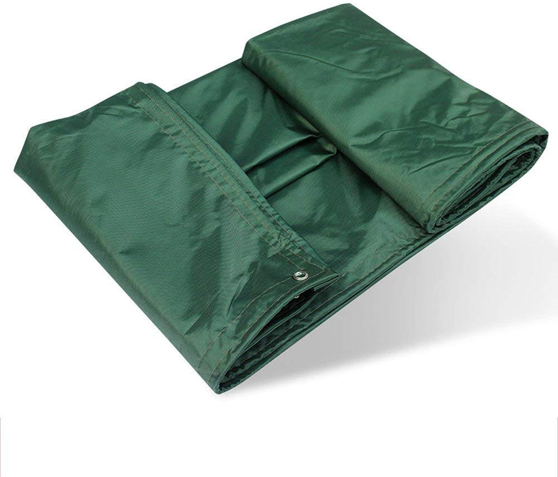 SSYBDUAN Plane, wasserdicht, wasserdicht, wasserdicht, hohe Härte, verschleißfeste grüne gewebte Markise, geeignet für LKW, Camping, Gartenarbeit (3m x 2m) (Farbe   -, größe   3m x 3m) B07JRHVGSX  Bestellung willkommen 63153e