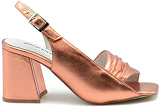 JEFFREY CAMPBELL Luxury Fashion Womens MCBI38421 Pink Sandals | Season Outlet