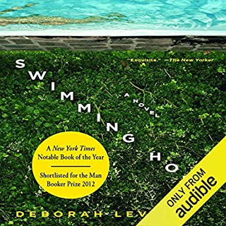 Swimming Home audiobook cover art