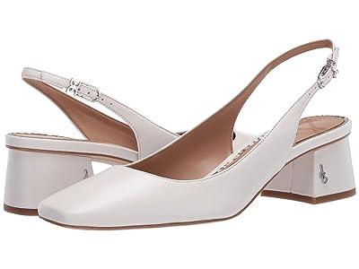 Sam Edelman Tamra (Bright White Dress Nappa Leather) Women
