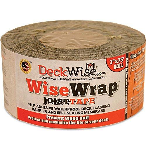 joist tape for decks