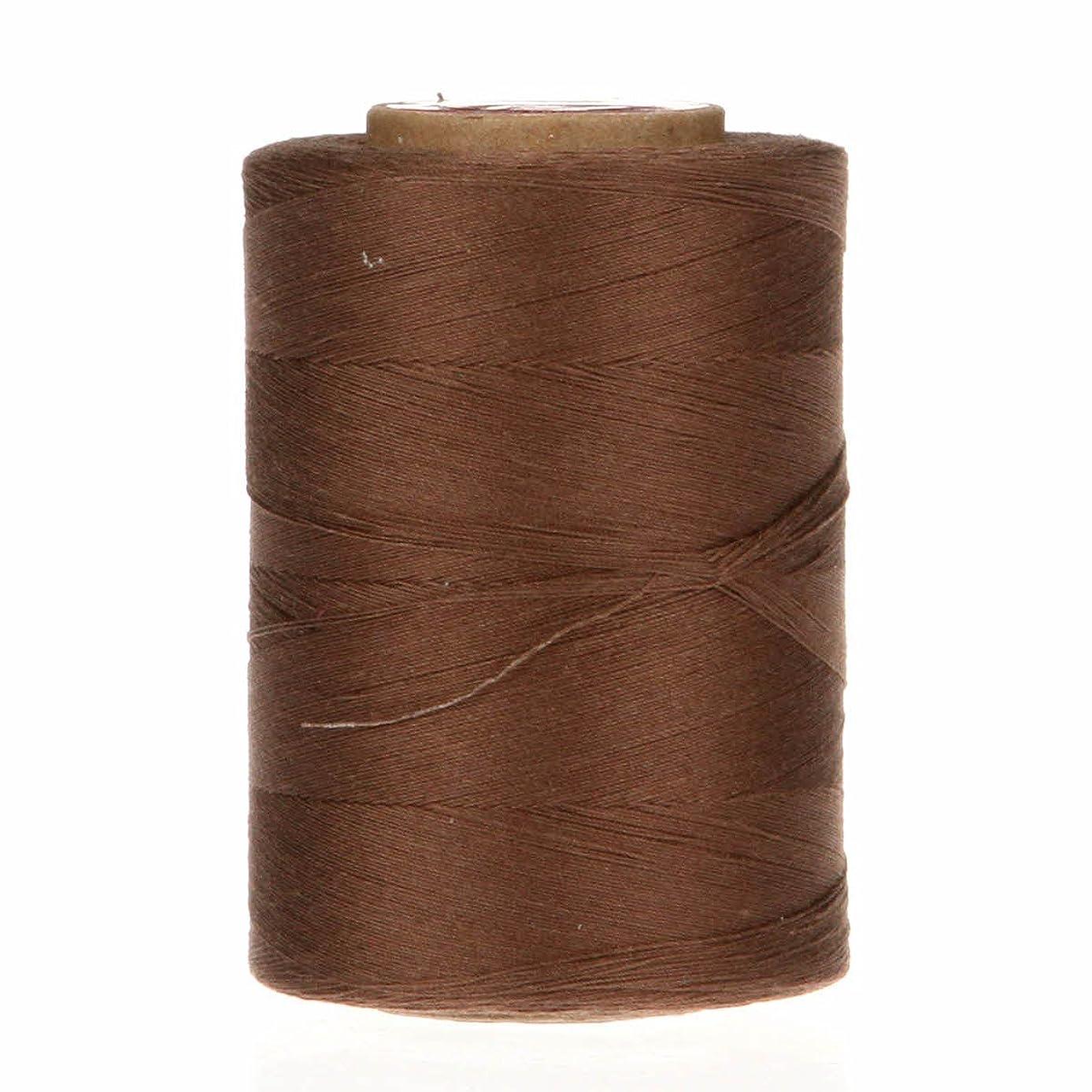 YLI Star Thread V37-8380 3-Ply T-35 Cotton Quilting & Craft Thread, 1200 yd, Seal Brown