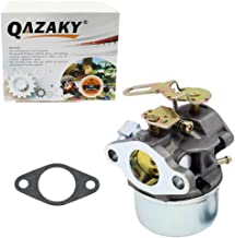 QAZAKY Carburetor Replacement for Tecumseh 632107 632536 640084 640105 640299 632107A 640084A 640084B 640299A 640299B 4HP 5HP HSK50 HS50 HSSK40 HSSK50 HSSK55 LH195SA LH195SP OHSK110 OHSK120 OHSK125