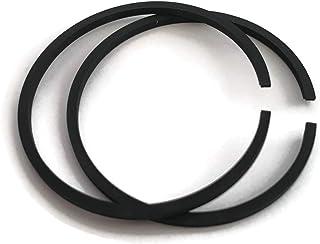 Anillos de anillo de pistón Set 40MM x 1.5mm para STIHL 020, 020AV, 020T, MS200T CIFARELLI ALPINA Echo Jonsered Dolmar Kawasaki Oleomac Partner Shindaiwa Kolbenring Anillos motosierra
