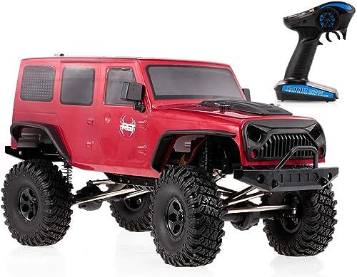 autorización Goolsky RGT 86100 1 10 2.4G 4WD 4WD 4WD RC Rock Crawler Todoterreno Monster Truck Escalada Coche Kids Toy para Niños  en promociones de estadios