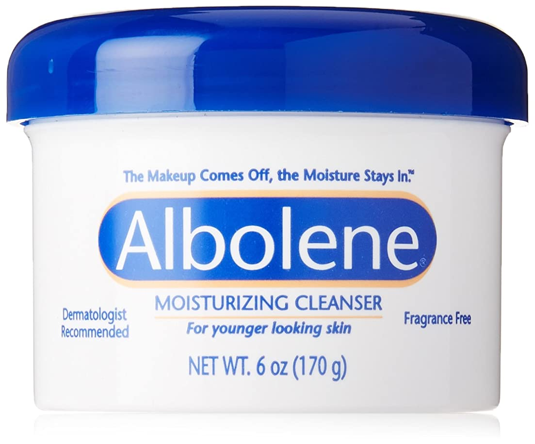 女性ストラップエキスAlbolene Cleansing Concentrate Albolene Moisturizing Cleanser Unscented 175 ml (並行輸入品)