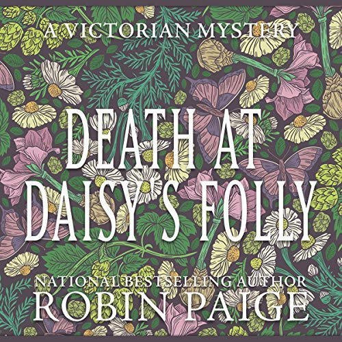 Death at Daisy's Folly cover art