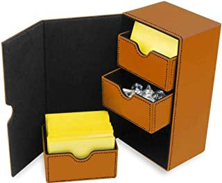 BCW Deck Vault LX 200 Deck Box – Orange