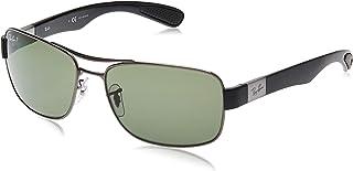 نظارة شمسية بتصميم مربع من راي بان، Rb 3522 0RB3522