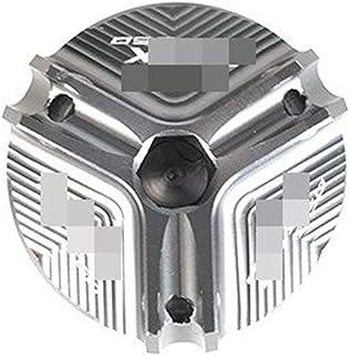 WEIDUBAIHUO Motorfiets Motorolie Vulmachine Cap Sump Plug Cover Schroeftank GLB-boutmoer Voor Y&amaha Voor TMAX 560 T&ECH ...