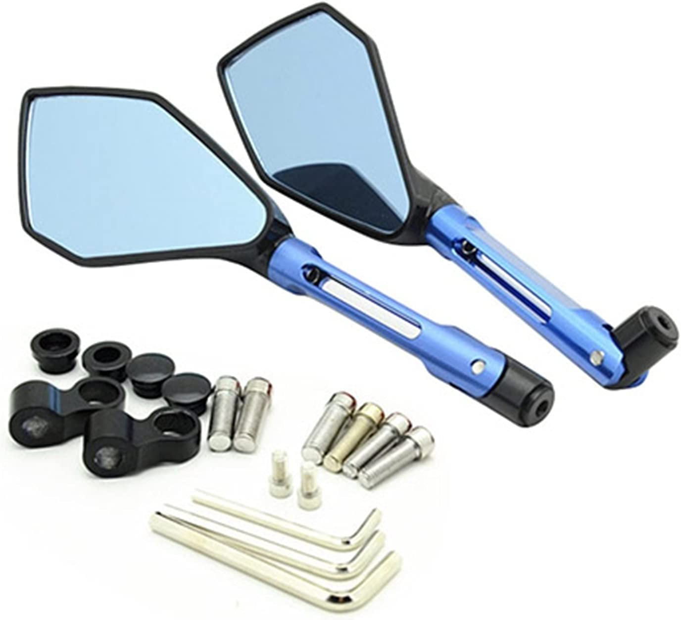 CNC Aluminum Motorcycle Rearview Mirror CB600 Department store CB1300 CB1000R for Challenge the lowest price of Japan