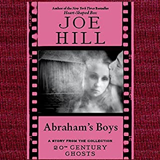 Abraham's Boys audiobook cover art