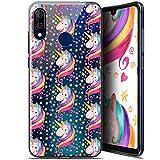 Case for 6.09 Inch Wiko View 3 Lite, Fantasia Star Unicorn
