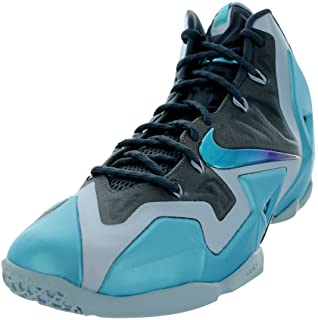 Nike Lebron XI Gamma Blue Men's Basketball Shoe, Blue, US11