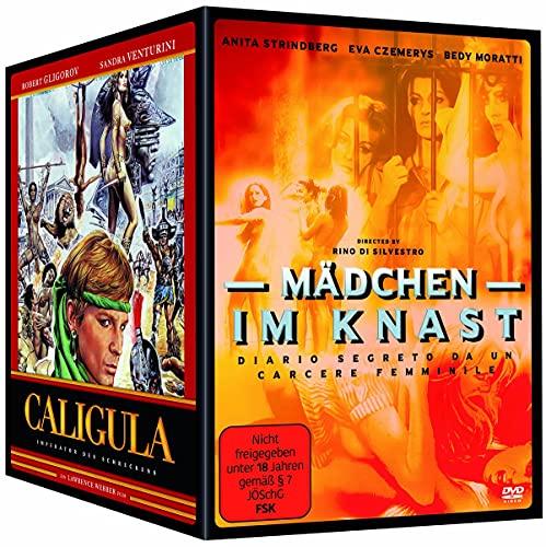 Erotische Spielfilm & Abenteuer Highlights - 10er DVD-Schuber