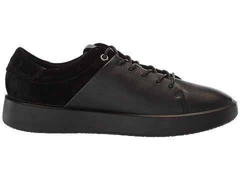 SuedeWild 1 Leather Suede Wild ECCO Tie Volluto Black Corksphere Dove Dove Leather SuedeVolluto Leather Black Ax6xqzwF51