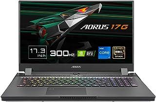 GIGABYTE AORUS 17G 超高速300Hzパネル採用/メカニカルキーゲーミングノート/Microsoft Azure AI/17.3インチ/英語配列 (300HZ   RTX3080 16GB   i7-11800H)