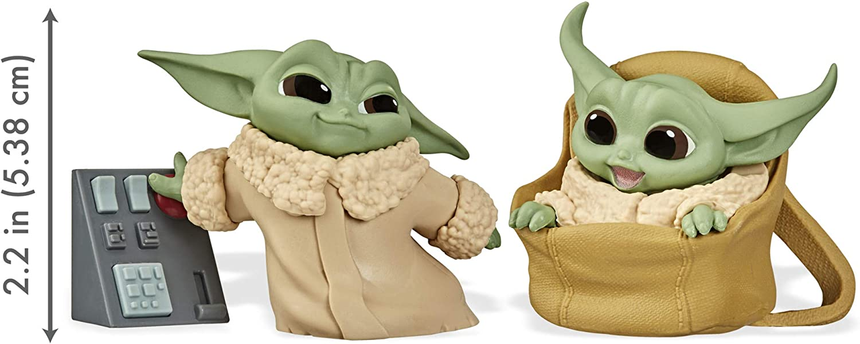 Baby Yoda Star Wars Series 2 Mandalorian The Child Bounty Collection Figure 6pcs
