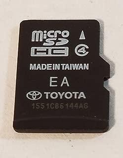 2014 2015 2016 Toyota GPS Navigation Micro SD HC Card Map Chip UPDATE OEM