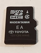 2014 2015 2016 Toyota GPS Navigation Micro SD HC Card Map Chip UPDATE OEM