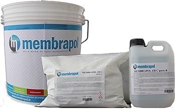 Membrapol 120 C - Cementación impermeable, kit completo