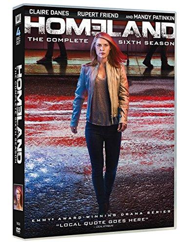 Homeland Temporada 6 [DVD]
