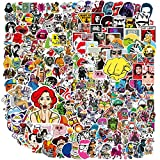 stickers home 400 Pz Laptop Adesivi Impermeabili Pack Adesivi per Auto Moto Bicicletta Bag...