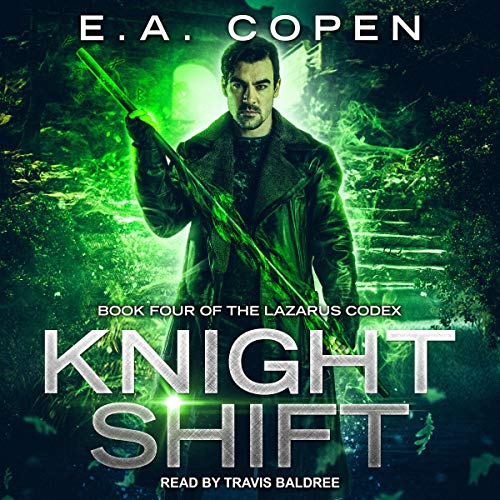 Knight Shift audiobook cover art