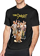 F.Pansy The Sandlot Men's T Shirt Cool Short Sleeve Black