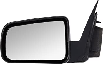 OE Replacement Ford Focus Driver Side Mirror Outside Rear View (Partslink Number FO1320318)