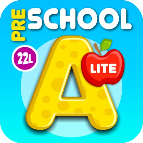 Preschool All-In-One Learning - Bubble School Adventure A to Z: Basic Skills Games for Kids - Learn to Read and Count with Animals (220 Interactive Flash Cards) – Educational Toy for Baby  Toddler & Kindergarten Explorers by Abby Monkey® (Lite)