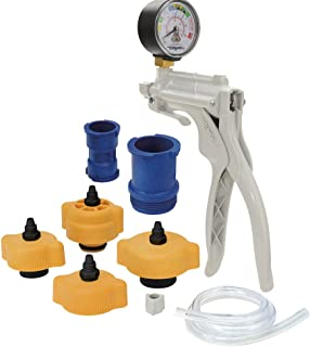 Mityvac MV4560 Radiator/Cooling System and Pressure Test Kit