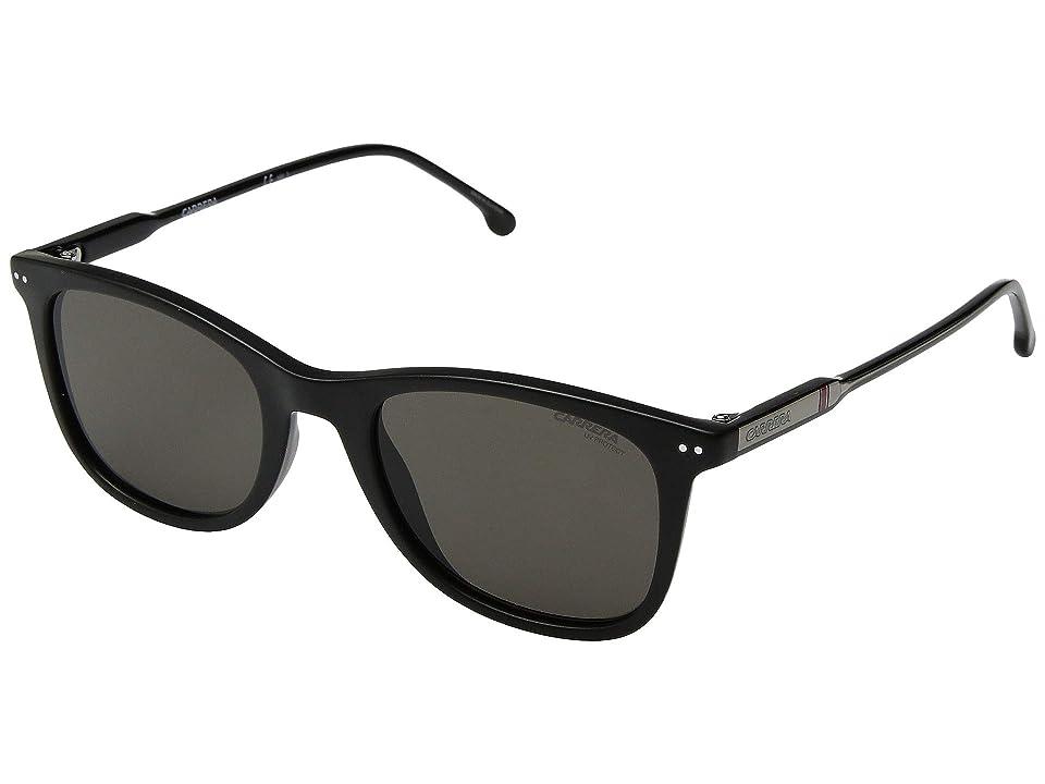 Carrera Carrera 197/S (Matte Black) Fashion Sunglasses