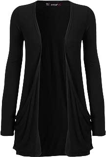 Women's Long Sleeve Pocket Cardigan