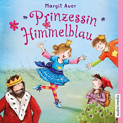 Prinzessin Himmelblau audiobook cover art