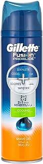 Gillette Fusion Proglide Cooling Shaving Gel, 200ml