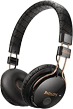 Philips SHB8000K Citiscape Foldie On-ear Bluetooth Headphones Black