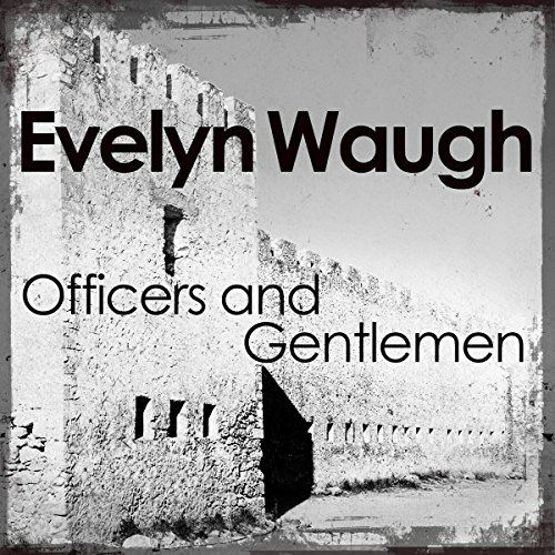 Officers and Gentlemen audiobook cover art