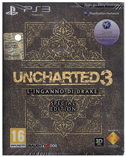 Uncharted 3: L'Inganno Di Drake (Drake's Deception) - Special Edition