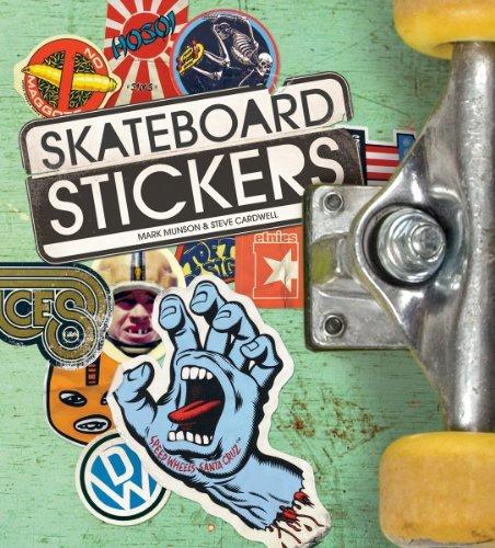 Skateboard Stickers by Mark Munson (2012-03-19)