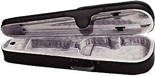 PURE GEWA Estuche de violín con forma CVF 02 para tamaño 1/2 negro