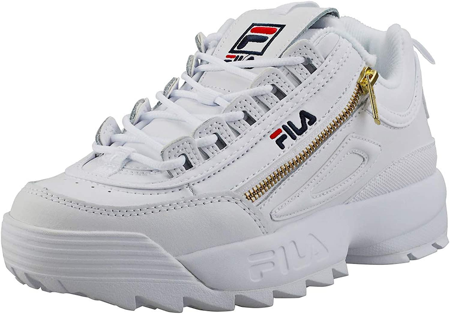 Fila Disruptor 2 Zipper Damen Turnschuhe Plattform