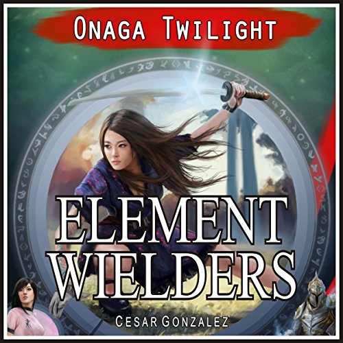 Element Wielders audiobook cover art